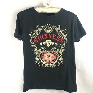 Guinness & Co. Short Sleeve Graphic T-Shirt L